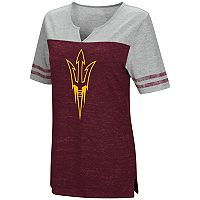 Women's Campus Heritage Arizona State Sun Devils On The Break Tee
