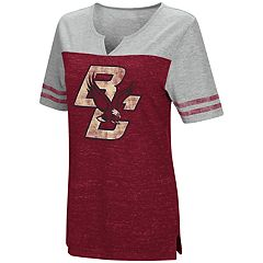 Women's Campus Heritage Boston College Eagles On The Break Tee