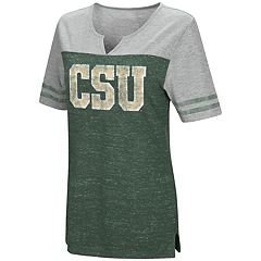 Women's Campus Heritage Colorado State Rams On The Break Tee