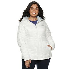 Plus Size Columbia Pacific Post II Hooded Jacket