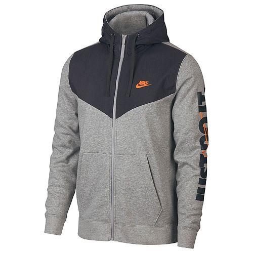 2fbb8cd80e1a Men s Nike Full-Zip Fleece Hoodie