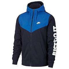 Men's Nike Full-Zip Fleece Hoodie