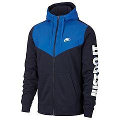 Men's Nike Full-Zip Fleece Hoodie