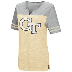 Women's Campus Heritage Georgia Tech Yellow Jackets On The Break Tee
