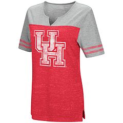 Women's Campus Heritage Houston Cougars On The Break Tee