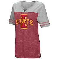 Women's Campus Heritage Iowa State Cyclones On The Break Tee