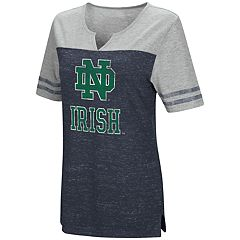 Women's Campus Heritage Notre Dame Fighting Irish On The Break Tee