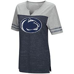 Women's Campus Heritage Penn State Nittany Lions On The Break Tee
