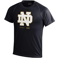Boys 8-20 Under Armour Notre Dame Fighting Irish Tech Tee