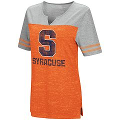 Women's Campus Heritage Syracuse Orange On The Break Tee