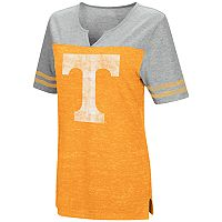 Women's Campus Heritage Tennessee Volunteers On The Break Tee