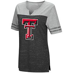 Women's Campus Heritage Texas Tech Red Raiders On The Break Tee