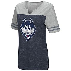 Women's Campus Heritage UConn Huskies On The Break Tee