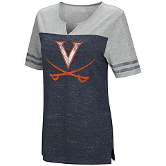 Women's Campus Heritage Virginia Cavaliers On The Break Tee