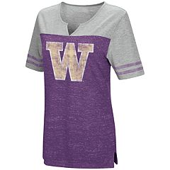 Women's Campus Heritage Washington Huskies On The Break Tee