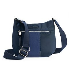 Dana Buchman Scoop Crossbody Bag