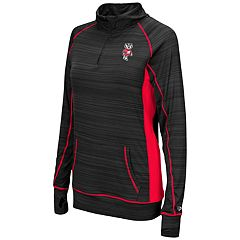 Women's Campus Heritage Wisconsin Badgers Apothecary Pullover