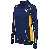 Women's Campus Heritage West Virginia Mountaineers Apothecary Pullover