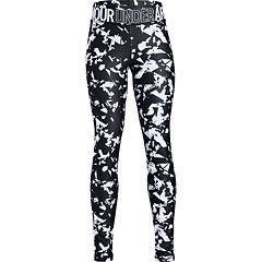 Girls 7-16 Under Armour HeatGear Novelty Leggings
