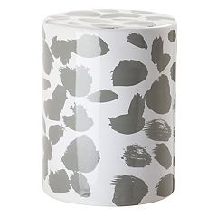 Safavieh Contemporary Dots Indoor / Outdoor Stool