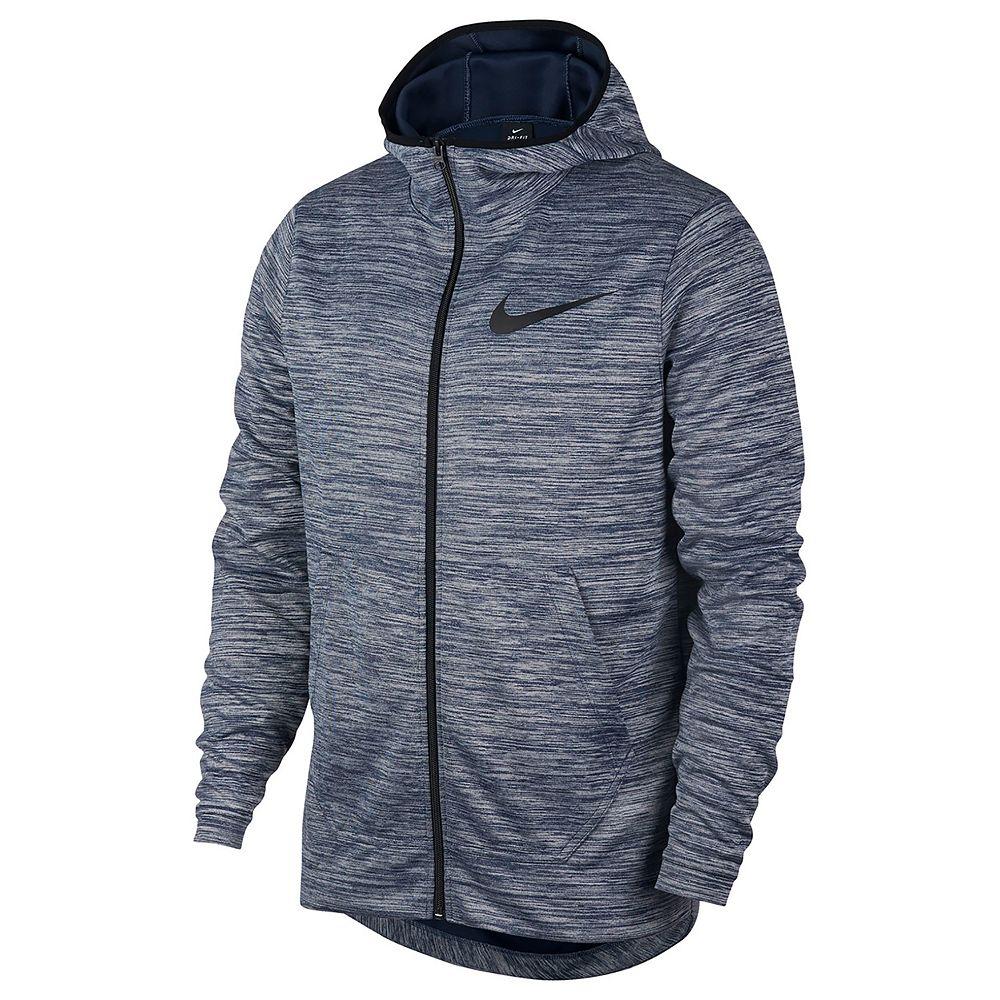Men's Nike Spotlight Full-Zip Hoodie