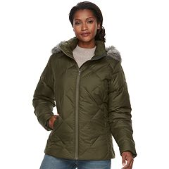 Women's Columbia Icy Heights II Hooded Down Jacket