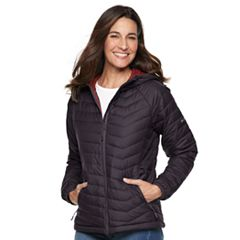 Women's Columbia Oyanta Trail Hooded Insulated Jacket