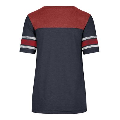 Women's '47 Brand Cincinnati Reds Match Tri-Blend Tee