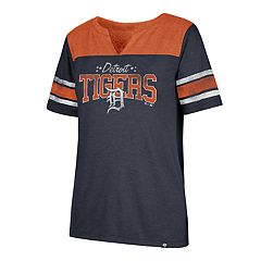 Women's '47 Brand Detroit Tigers Match Tri-Blend Tee