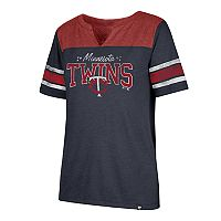 Women's '47 Brand Minnesota Twins Match Tri-Blend Tee