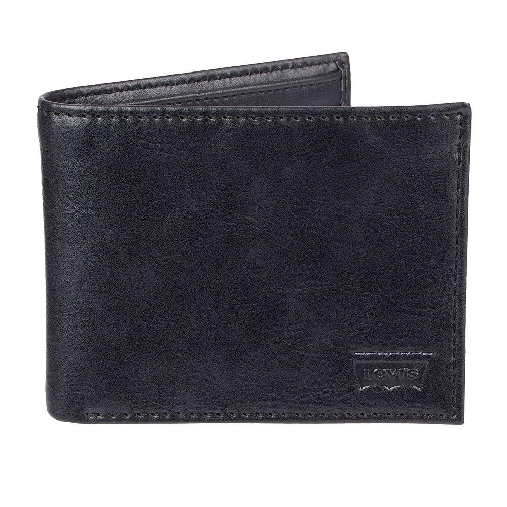 Men's Levi's® RFID-Blocking Passcase Wallet