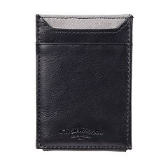 Men's Levi's® RFID-Blocking Front Pocket Wallet With Magnetic Money Clip