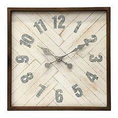 SONOMA Goods for Life™ Farmhouse Wall Clock