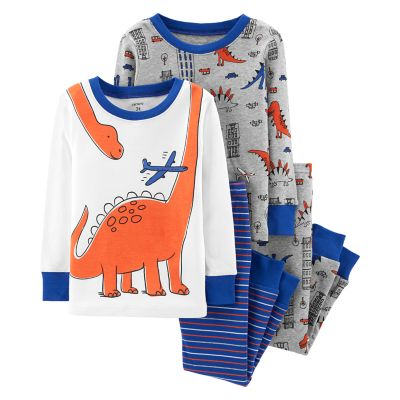 Baby Boy Carter's Dinosaur Tops & Bottoms Pajama Set