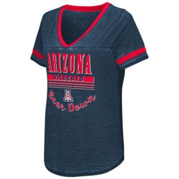 Women's Campus Heritage Arizona Wildcats Gunther Jersey Tee