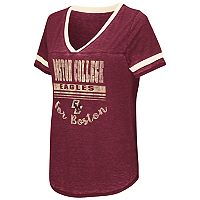 Women's Campus Heritage Boston College Eagles Gunther Jersey Tee