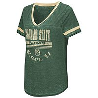 Women's Campus Heritage Colorado State Rams Gunther Jersey Tee