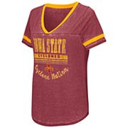 Women's Campus Heritage Iowa State Cyclones Gunther Jersey Tee