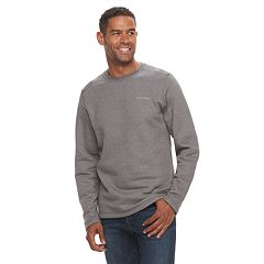 Big & Tall Columbia Ortega Oaks Fleece Crewneck Tee
