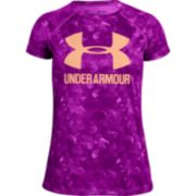 Girls 7-16 Under Armour Logo Graphic Tee