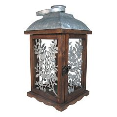 SONOMA Goods for Life™ Rustic Farmhouse Lantern Table Decor