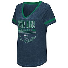 Women's Campus Heritage Notre Dame Fighting Irish Gunther Jersey Tee