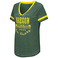 Women's Campus Heritage Oregon Ducks Gunther Jersey Tee