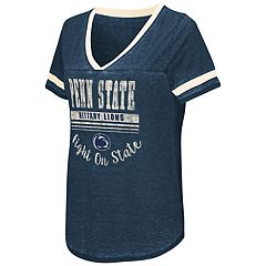 Women's Campus Heritage Penn State Nittany Lions Gunther Jersey Tee