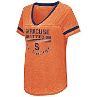 Women's Campus Heritage Syracuse Orange Gunther Jersey Tee