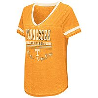 Women's Campus Heritage Tennessee Volunteers Gunther Jersey Tee
