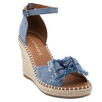 Rampage Hayna Women's Wedge Sandals