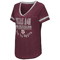 Women's Campus Heritage Texas A&M Aggies Gunther Jersey Tee