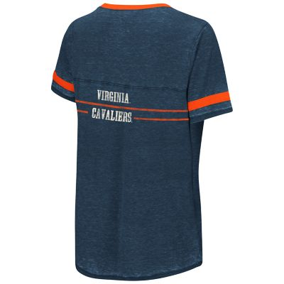 Women's Campus Heritage Virginia Cavaliers Gunther Jersey Tee