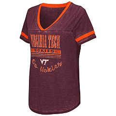 Women's Campus Heritage Virginia Tech Hokies Gunther Jersey Tee